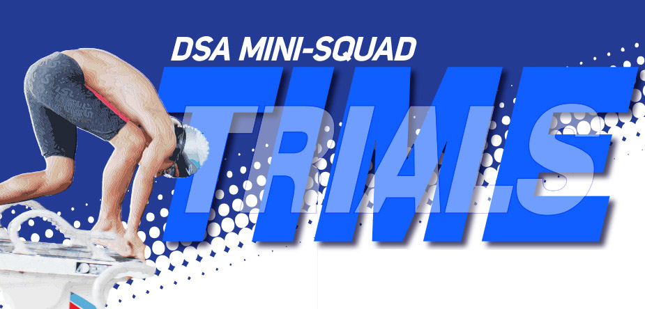 DSA mini squad time trials
