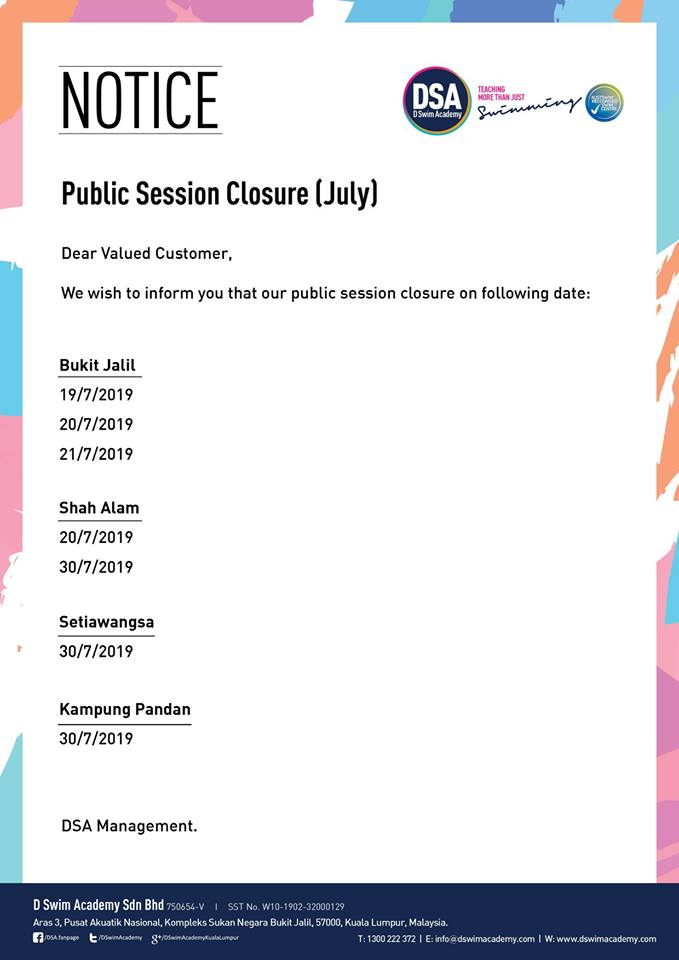 Public-pool-closure